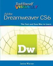 Teach Yourself VISUALLY Adobe Dreamweaver CS6 (Teach Yourself VISUALLY-ExLibrary
