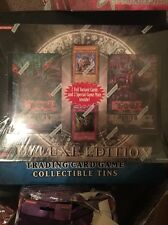 YU-GI-OH DELUXE EDITION BOX SET DRAGON'S ROAR & ZOMBIE MADNESS 1ST EDITION MORE