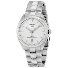 Tissot PR 100 Automatic Silver Dial Ladies Watch T101.407.11.031.00
