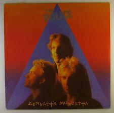 """12"""" LP-The Police-ZENYATTA MONDATTA-k6416c-Slavati & cleaned"""