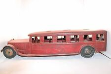 Extremely rare pressed steel COR COR School Bus