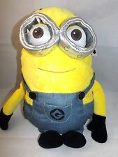 Despicable Me Minion Dave Two Eyes Plush Large Stuffed Doll Cuddle Pillow NWT