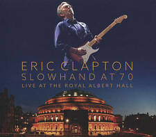 Eric Clapton: Slowhand at 70 - Live at the Royal Albert Hall (DVD, 2015,...