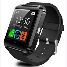 U8 Bluetooth Smart Notification Wrist Smart Watch with Touch Screen