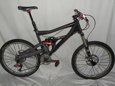 CANNONDALE MOTO CARBON SRAM FOX SHIMANO DOWNHILL MOUNTAIN BIKE 26IN