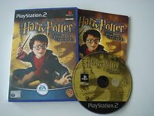 HARRY POTTER AND THE CHAMBER OF SECRETS PS2 PLAYSTATION GAME COMPLETE