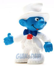 20413 Groom Sposo 2A PUFFO PUFFI SMURF SMURFS SCHTROUMPF