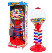 Sweet N Fun 21 Inch Lights & Sound Fun Gumball Bank Classic Candy Vending Stand