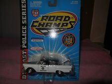 1998 road champs new york state police diecast police car
