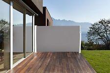 Vie Privée De Page Auvent Marquise rollo Protection solaire 160 x 300cm
