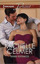 Donde perteneces: (WHERE YOU BELONG) (Caroselli's Accidental Heir) (Sp-ExLibrary