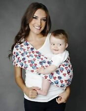 NEW CAPTAIN Seven Slings 3-way HANDS-FREE 8-35lb Baby Carrier SZ3(S) Ret.$39.95