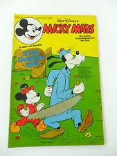 1x Comic - Micky Maus - inkl. Beilage - Jahrgang 1978 - Nr. 20)