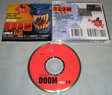 Instant Doom Levels 2.0 for Doom 1/2/II/Heretic/Hexen PC Computer CD Game RARE!