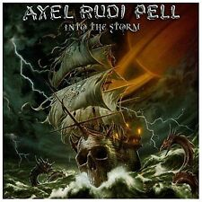 Into the Storm by Axel Rudi Pell (CD, Jan-2014, SPV)