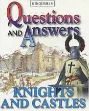 Philip Wilkinson Knights and Castles (Questions & Answers) Very Good Book