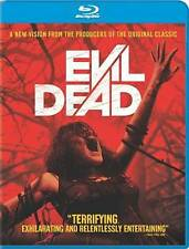 Evil Dead Blu-Ray Digital Copy  UltraViolet  Horror Scary New Year Gift New DVD