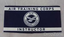 New ATC Air Training Corps Instructor Arm Band / Armlet