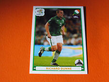 365 RICHARD DUNNE IRELAND EIRE  FOOTBALL PANINI UEFA EURO 2012