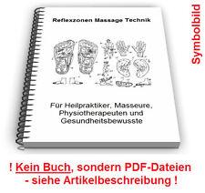 Reflexzonenmassage Technik - Reflexzonen Massage Patente Patentschriften