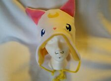 Sailor Moon Artemis Inspired Kitty Fleece Hat