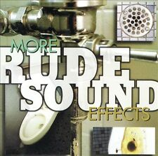 More Rude Sound Effects by Various Artists (CD, Sep-1999, Nesak International)