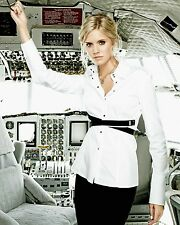 MAGGIE GRACE SEXY HOT IN COCKPIT 8X10