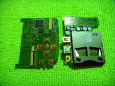 GENUINE PANASONIC DMC-TZ3 SYSTEM MAIN BOARD PART FOR REPAIR