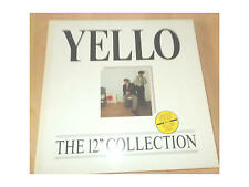 """Yello – The 12"""" Collection - Box 6 x 12"""" - Yellow Vinyl -  Limited edition"""