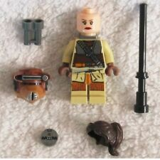 LEGO STAR WARS BOUSHH MINIFIG princess leia disguise minifigure figure NEW 9516