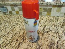 UNUSED MINT FOREIGN 1960'S CANADIAN PROVINCES LUNCHBOX THERMOS