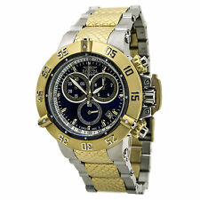 Invicta 15946 Men's Subaqua Chronograph Two Tone Bracelet Watch