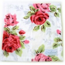 Cath Kidston Antique Rose White Face Cloth / Flannel BNWT - Includes Postage