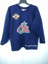 Columbus Blue Jacket Jersey Hockey NHL Center Ice Pro Player  Large  Canada