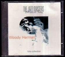 WOODY HERMAN - The Jazz Masters - CD Folio Collection 1996 - Body And Soul +4