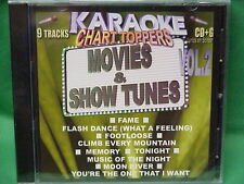 Karaoke Chart Toppers~Movies & Show Tunes~12 ~ You're the One That I Want ~ CD+G