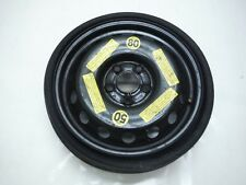 2004-2012 VOLKSWAGEN TOUAREG COMPACT DONUT SPARE TIRE OEM VREDESTEIN SPACE SAVER