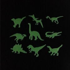 9PCS Kids Room Wall Stickers Fluorescent  New Luminous Dinosaur  Home Decor