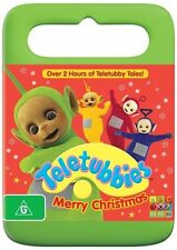Teletubbies: Merry Christmas NEW R4 DVD