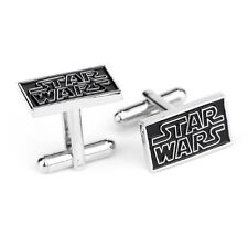 Quality Cufflinks Star Wars Rectangular Cuff links silver Colour French Shirt