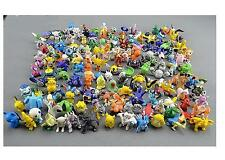 72Pcs Hot Cute 2-3cm Pokemon Mini Random Pearl ct Figures Toy Party Gifts LSRG