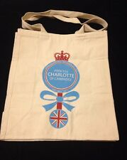 Princess Charlotte Tote Bag Royal Baby Whole Foods England Cambridge UK Diana