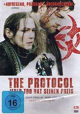 DVD NEU/OVP - The Protocol - Jeder Tod hat seinen Preis - Clovis Cornillac