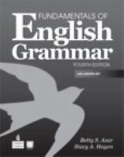 Fundamentals of English Grammar by Stacy A. Hagen and Betty Schrampfer Azar...