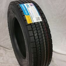 6-TIRES 245/70R19.5 (2 STEER AND 4 DRIVE) ALL POSITION NEW ROAD WARRIOR  16 PLY