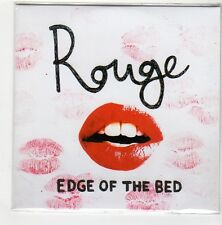 (FN607) Rouge, Edge Of The Bed - 2013 DJ CD