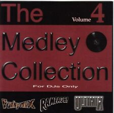 ULTIMIX MEDLEY COLLECTION 4 CD Rock 70S Old School Funk Flashback Reggae Hip Hop