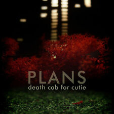 Death Cab For Cutie - Plans 2x 180g vinyl LP NEW/SEALED