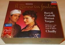 ROSSINI-IL TURCO IN ITALIA-1ST ISSUE-2xCD 1998-RICCARDO CHAILLY-CECILIA BARTOLI