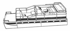 7oz BOAT COVER SWEETWATER 1780 RE 2006-2010